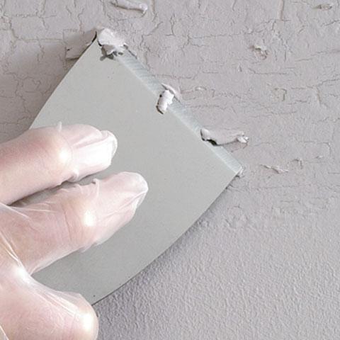 Peeling paint image